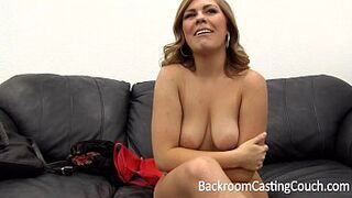 Porn couch casting Backroom Casting